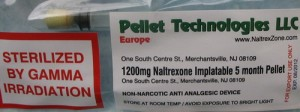Naltrexone-Implant