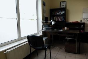 Gabinet lekarski przychodni Sono Med w Wyszkowie